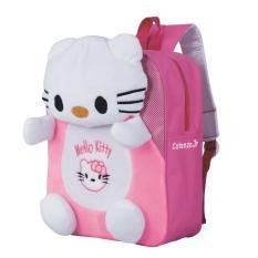 Tas Sekolah Anak Perempuan Ransel Murah Terbaru Tk Sd Hello Kitty Pink - C9de59