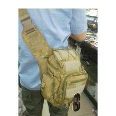Beli Barang Tas Selempang Army Import 803 Cokelat Online