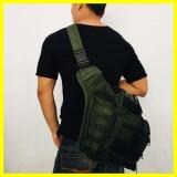 Review Tas Selempang Army Tactical Bag Foxtrot Bo0169A Army Di Jawa Timur