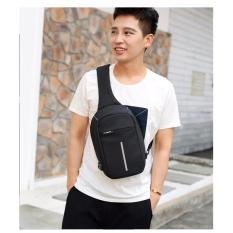 Toko Tas Selempang Chest Bag Crossbody Anti Theft Usb Waterproof Tas Anti Maling Online Di Indonesia
