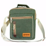 Diskon Besartas Selempang Classic Canvas Polo Series Messenger Shoulder Bag 9014 12 Zv Army Green