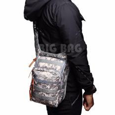 Tas Selempang Gear Bag The Supreme Army - Grey