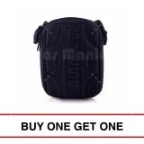 Jual Beli Tas Selempang Gress Slingbag Mini Pouch Black Buy One Get One Tas Pria Tas Messenger Tas Slempang Crossbody Man Tas Fashion Pria Di Jawa Barat