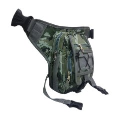 Jual Tas Selempang Pinggang Paha 0002 10 Tactical Army Light Grey Army No Brand