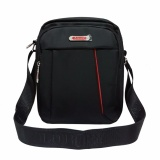 Jual Tas Selempang Polo Hoby 107 M Casual Original Import Black Polo Hoby Original