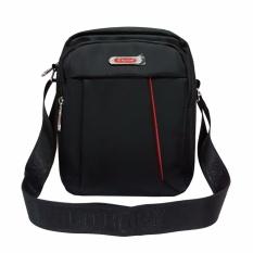 Beli Tas Selempang Polo Hoby 107 M Casual Original Import Black Lengkap