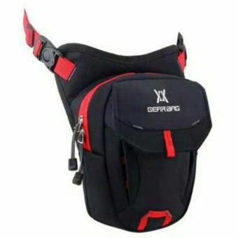 Tas ransel Gear Bag Aligator Laptop Backpack Black Free Raincover. Source · Tas Selempang Pria