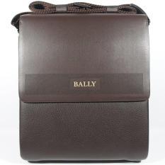 Tas Selempang Pria Kantor Import Super Premium  Bally 172P Coffee - Ro7stz