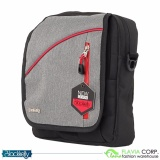 Jual Tas Selempang Pria Mini Sling Bag Loz 893 Black Grey Blackkelly Branded