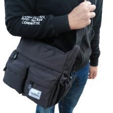 tas selempang pria slingbag buffer high quality