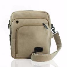 Tas Selempang Pria Tas Trojika T Man Perth / Tas Travel Bags T-Man Perth Cream