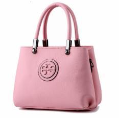 Spesifikasi Lauren Tas Import Selempang N2155 Modis Fashion Korean Women Bag Pink