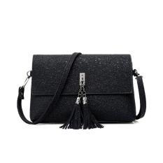 Harga Tas Selempang Sling Bag Wanita Import Murah Terbaru Cp 121 Black Terbaru