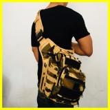 Jual Tas Selempang Tactical Army Bag Delta Z0169A Branded Murah