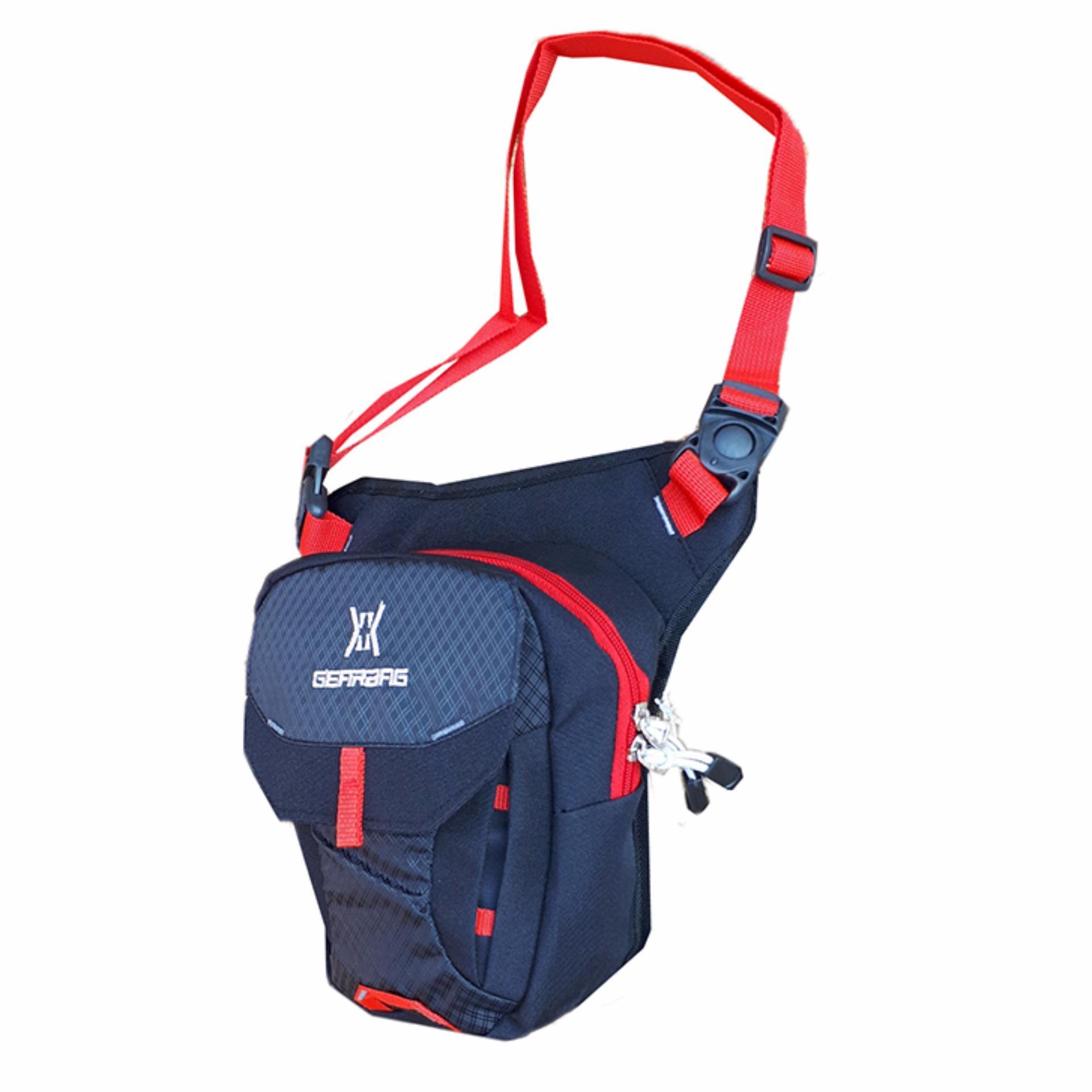 Material   Polyester faux Tas Selempang travel pouch Tas pinggang sling bag  side waistbag ( Hitam) d2dccd4c20