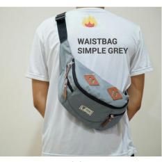 Harga Tas Selempang Waist Bag Waistpack Terbaru Distro Online Dki Jakarta
