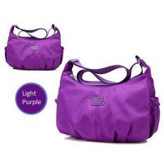 Berapa Harga Tas Selempang Wanita Nylon Waterproof Shoulder Bag Jj 020 J J Collection Di Dki Jakarta