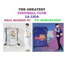 Harga Hemat Tas Serut Ransel Klub Sepak Bola Greatest La Liga