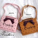 Beli Tas Slempang Selempang Murah Wanita Tanah Abang Tas Batam Import Sekolah Anak Cewek Cookies Murah