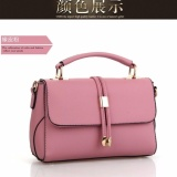 Review Tas Import Super Cantik Vc89319 Pink Tas Import
