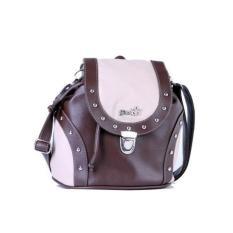 Tas Tangan Kecil / Handbag Wanita Coklat Garsel Gwh 7234 Ori Murah