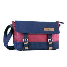 Tas Tangan Kecil / Handbag Wanita Jeans Biru Garsel Hnf 016 Ori Murah