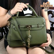 Tas Terbaru Hermes Carry Smooth Leather Semprem MV 819E
