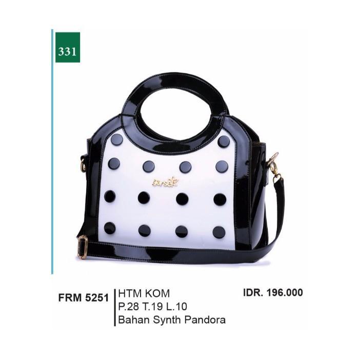 Tas Tote Bag Wanita Garsel Fashion FRM 5251