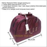 Spesifikasi Tas Travel Elle Murah 4 Pilihan Warna Merk Multi