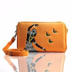 Beli Tas Trojika Hpo Tas Dompet Wanita Hpo Trojika Aerobeauty Warna Orange Online Terpercaya