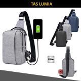 Harga Tas Usb Selempang Pria Import Lumia Satu Set