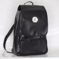 claafashion/Tas punggung wanita/tas gendong wanita/tas ransel wanita/tas Backpack Limas hitam