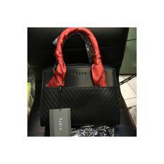 tas wanita import Pedro handbag with syal Original