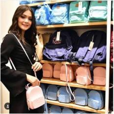 Review Tas Wanita Jelly Bag Miniso Tas Cewek Water Cube Silicon Jelly Bag Tas Selempang Miniso Di Jawa Timur