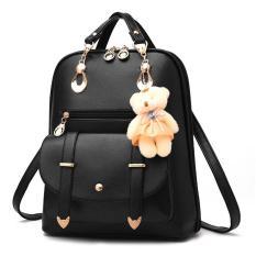 SP R-BR Tas Ransel Wanita Branded Kulit Import Fashion Murah Kerja Sekolah High Quality Backpack Leather - Korea Bag
