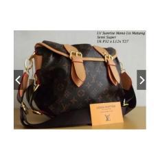 tas wanita tas batam lv sunrise damier import tas selempang tas import tas selempang wanita