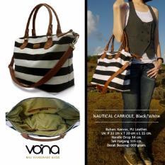 Tas Wanita / Tas Cewe / Fashion / Aksesoris / Tas Carriole Tote Sling Bag Selempang Murah Cantik Unik Branded