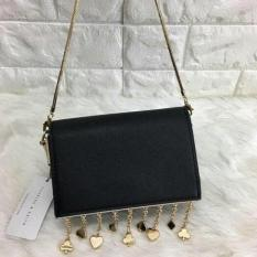 Tas Wanita Tas Charles And Keith Embellished Sling Bag Original - Promo Terbatas