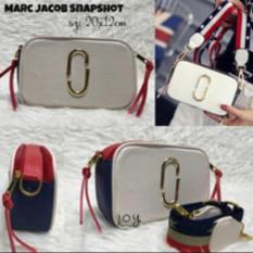 Harga Tas Wanita Slingbag Marc Jacob Snapshot 3Tone Branded