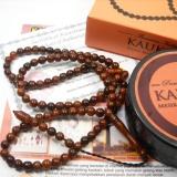 Promo Tasbih Kokka Fuqaha 99 Asli Kaukah Timur Tengah Bulat Coklat South Kalimantan
