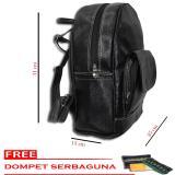 Jual Taswanita Ransel Bagpack Rangsel Sip 2 Hitam Online