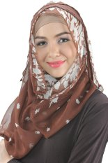 Tatuis Hijab D'amour 036 - Dark Brown