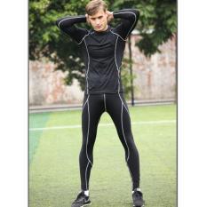 Spesifikasi Tb Basket Menjalankan Latihan Kebugaran Kecepatan Kering Celana Melar Legging Intl Murah Berkualitas