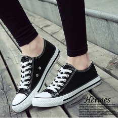 Review Tb Classic Canvas Shoes Black Intl Oem
