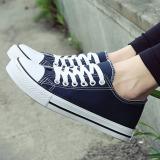 Toko Tb Classic Canvas Sepatu Biru Intl Di Tiongkok