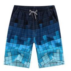 Spesifikasi Tb Santai Pria Korea Ukuran Besar Celana Pantai Biru International Bagus