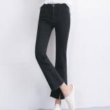 Beli Tb Lady Micro Flared Jeans Biru Intl Online Tiongkok