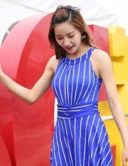 TB Kecil Segar Show Slim Conjoined Swimsuit-Intl