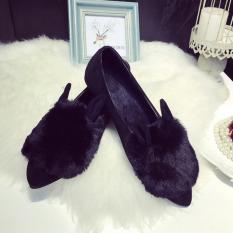 Beli Tb Sepatu Wanita Lok Fu Sepatu Hitam Intl Online Terpercaya