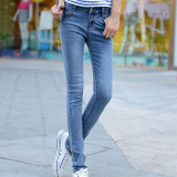 Harga Tb Wanita Berwarna Terang Jeans Biru Intl Fullset Murah